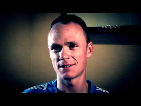 inCycle: Chris Froome interview before the 2014 Tour de France