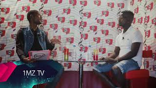 3C Chocolate diz que nunca desejou nenhuma cantora Moçambicana #1MZTV