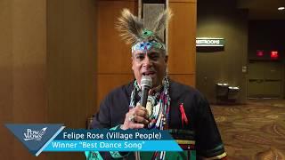Felipe Rose - 2018 Native American Music Awards - PowWows.com