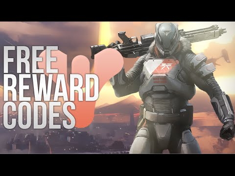 Destiny Free Reward Codes - FREE Legendaries! (Destiny Gameplay)