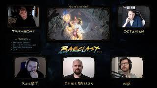 Baeclast #37 Chris Wilson & Synthesis 3.6 Spoilers