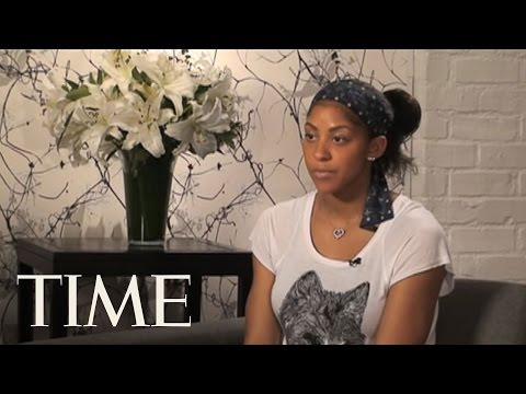 TIME Magazine Interviews: Candace Parker