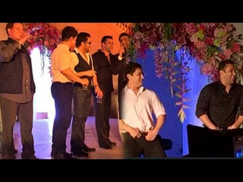 Don't Miss: Aamir Khan, Salman Khan, Varun Dhawan's Dance On Arpita's Wedding