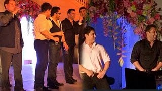 අමීර් ඛාන් , සල්මන් ඇත්තටම බීලා නටන හැටි  Don't Miss: Aamir Khan, Salman Khan, Varun Dhawan's Dance