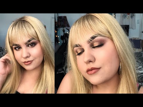 BRONZE GODDESS - HALO EYE MAKEUP  Ms Laris Beauty