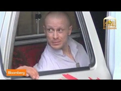 Bowe Bergdahl Freed: Handover Video Shot by Taliban