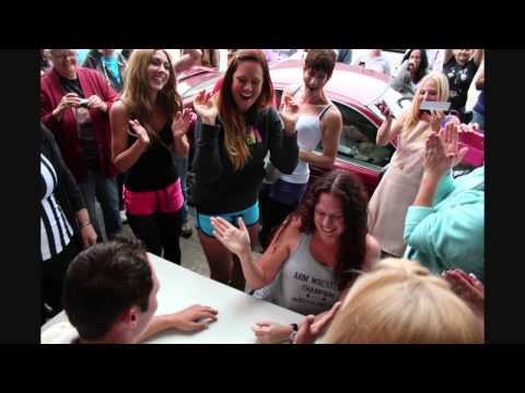 Arm Wrestling Championship vs. Emmett Cullen - SMD 2013 Forks, WA