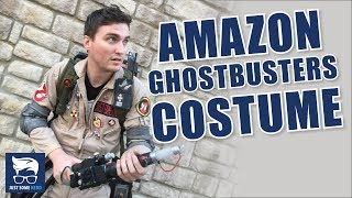 Affordable Screen Accurate Ghostbusters Costume from Amazon & eBay!