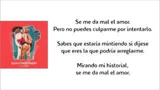 Download Lagu Bad at love - Halsey (Subtitulada) Gratis STAFABAND