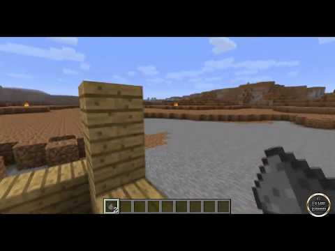 Minecraft 1.7.2 - Review de Wasteland MOD - ESPAÑOL TUTORIAL