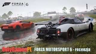 Forza Motorsport 6 - recenzja (wideo review) - Xbox One - OnlyGamesPL - test
