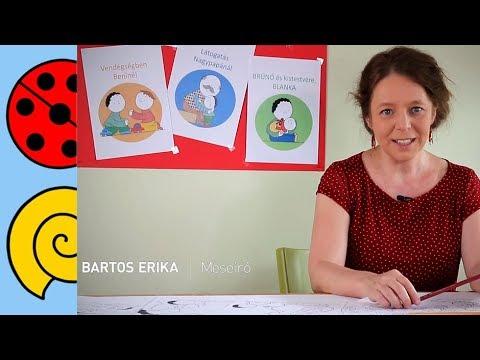 Bartos Erika: Kistestvérek - Nagytestvérek