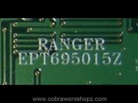 COBRAWORXSHOPZ RANGER RCI-2995DX AMATEUR RADIO BASE STATION TRANSCEIVER 10m - 12m