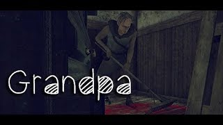 ПРОШЕЛ HORROR ИГРУ GRANDPA.