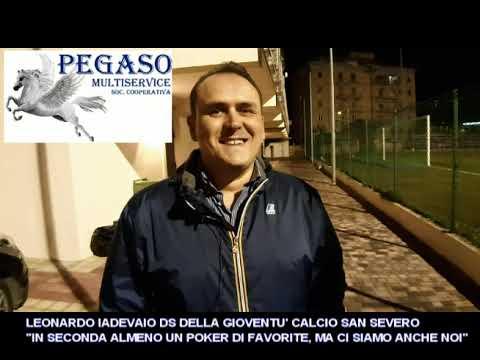 VIDEO LEONARDO IADEVAIO DELLE GC SAN SEVERO SUL TORNEO DI SECONDA: ECCO CHI LO VINCE