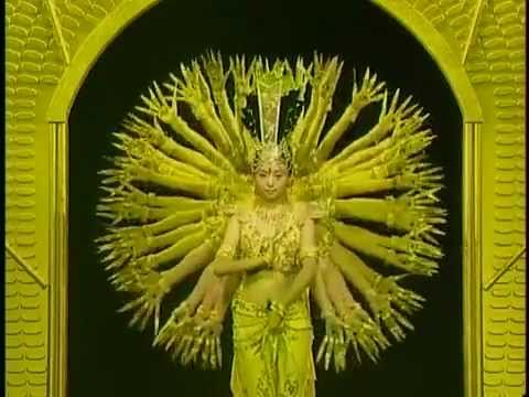 * CHINA * My Dream Chinese Deaf Dance Team - Thousand Hands of Buddha