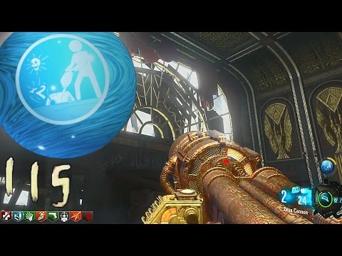 NEW BEST GOBBLEGUM - POWER VACUUM Call Of Duty Black Ops 3 Zombies Chronicles Gameplay