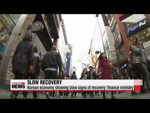 Korean economy showing early signs of recovery   기재부 그린북 ″경제상황, 완만한 개선 흐름&q