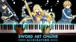 Download lagu [Sword Art Online: Alicization OP]