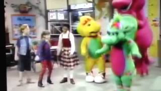 Watch Barney The Baby Bop Hop video