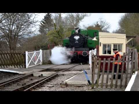 Avon Valley Railway  AVR   Thornbury South Gloucestershire