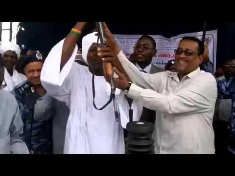 Registering Weapons in West Darfur