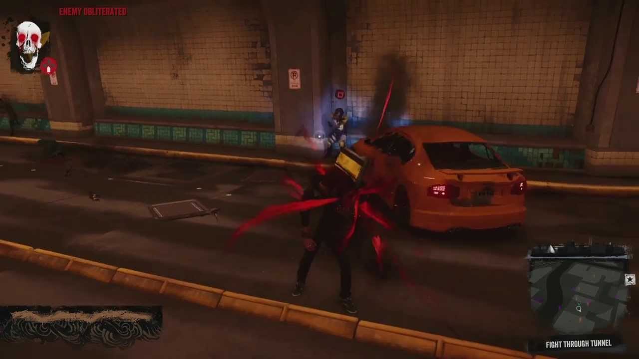 NEW | inFAMOUS Second Son gameplay footage of 'evil ...