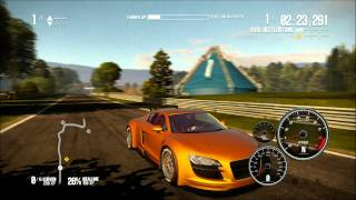 SHIFT 2 extreme compilation fastest cars Gameplay HD