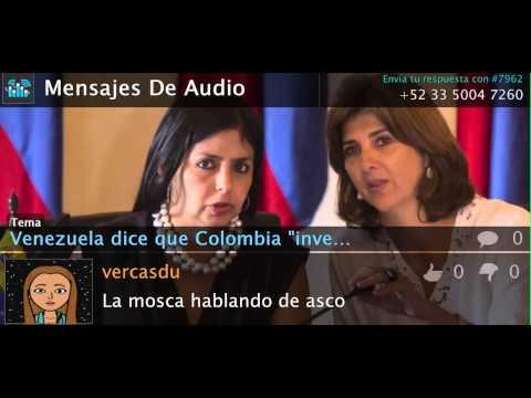 Venezuela se queja de Colombia