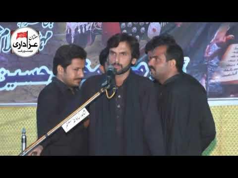 Nohakhawan Zawar Muntazir Nayyar   12 Muharram 1439-2017   ImamBargah Hussainia Sahi Chawan Multan