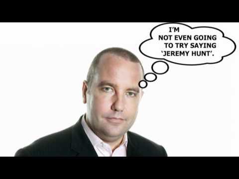 Eddie Mair on Jeremy Hunt-Gate
