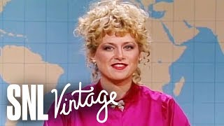 Weekend Update: Victoria Jackson's Depression Dance - SNL