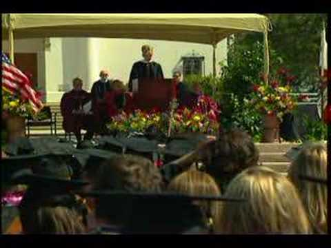 Erin Brockovich's Loyola Commencement Address 5th reel