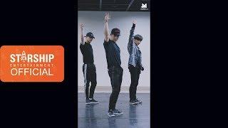 [WONHO][Dance Practice] 몬스타엑스 (MONSTA X) - 'JEALOUSY' Vertical