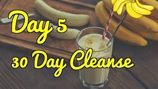 Day 5 | 30 Day Cleanse