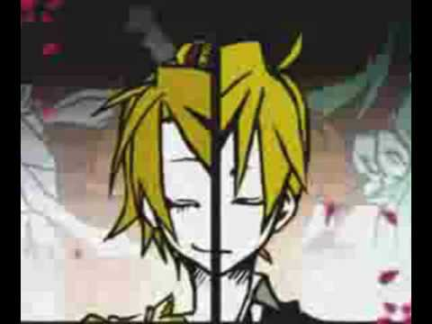 Servant Of Evil With English Sub - 悪ノ召使 - Kagamine Len - Hq video