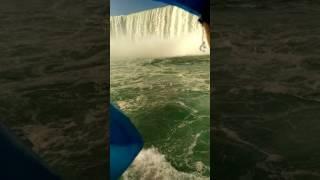20160921 Irene Lin in Niagara Falls part2