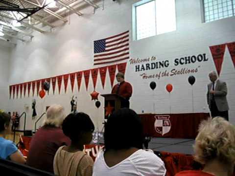 Harding Middle School- Steubenville