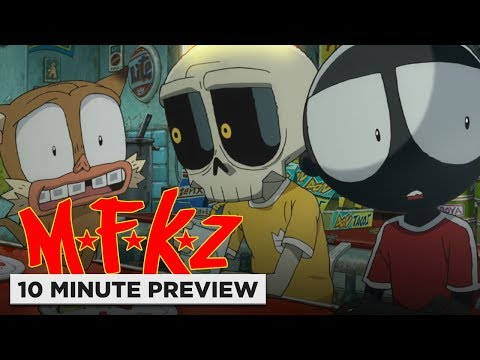 MFKZ   10 Minute Preview   Film Clip   Own It Now On Blu-ray, DVD & Digital