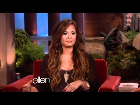 Demi Lovato Faces Her Critics