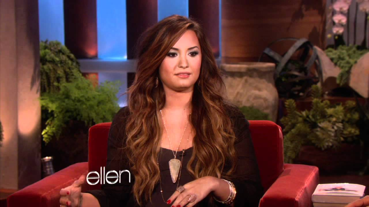 Demi Lovato Faces Her Critics Youtube