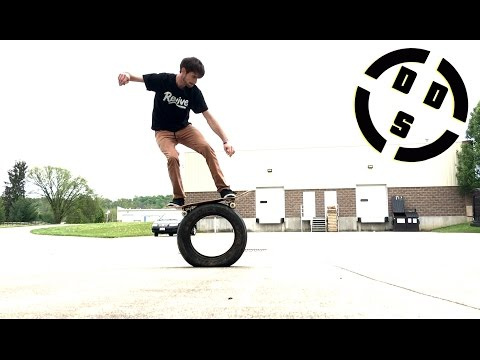 Dumpster Diving Skateboarding | Episode 4