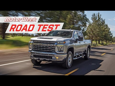 The 2020 Chevrolet Silverado 2500 Works Smarter | MotorWeek Road Test