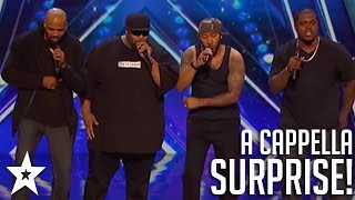 Download Lagu You Weren't Expecting THAT! Linkin' Bridge WOW the Judges! | Got Talent Global Gratis STAFABAND