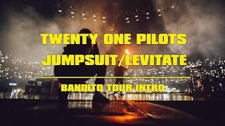 Twenty One Pilots - Heavydirtysoul/Jumpsuit/Levitate (Bandito Tour Intro)