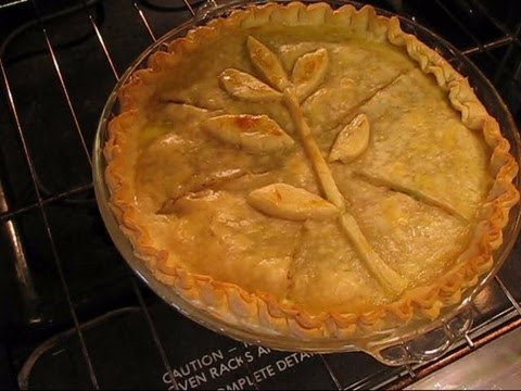 Betty's Reimagined Double-Crusted Chicken Pot Pie - YouTube