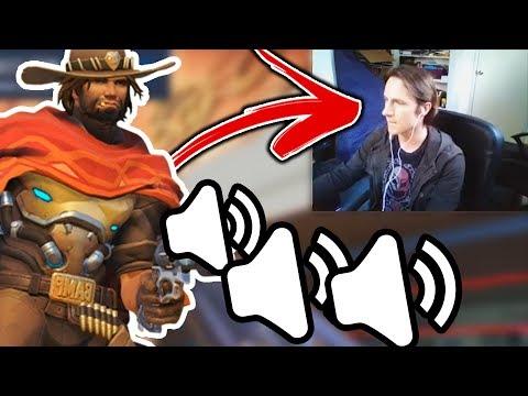Funniest Moments From The Overwatch Voice Actors