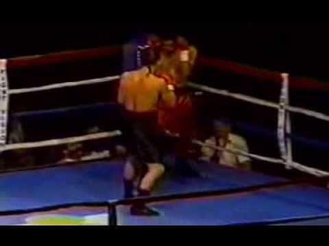 Бокс Костя Цзю vs Роберт Ривера