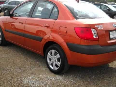 2009 KIA RIO Super Gas Saver for sale 35 MPGs in