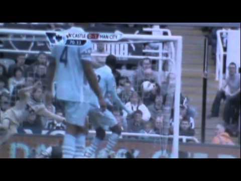 Manchester City vs Newcastle 2 - 0